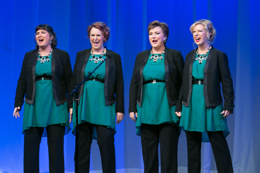 Sweet Adelines International 2015